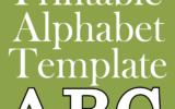 Free Printable Letters Make Breaks