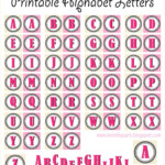 Free Printable Vintage Ornament Alphabet Letters