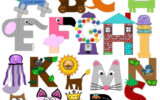 FREE Uppercase And Lowercase Letter Crafts Alphabet