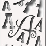Greek Letter ALPHA Stencil For All Your Sorority Crafting