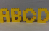 How To Build LEGO Alphabet Letters YouTube