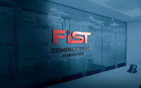 Initial FIST Logo Design Free Ai Download GraphicsFamily