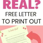 Is Santa Real A Beautiful Letter Explaining Santa Claus