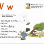 JOLLY PHONICS W Song From Read Australia Having FUN With