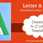Letter A Craft Alligator MyTeachingStation