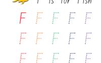 Letter F Worksheets Guruparents