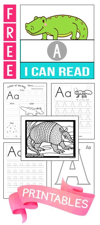 Letter Of The Week Preschool