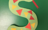 Letter S Craft Snake Preschool Pets Preschool Theme