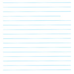 Letter Template For Thank You Notes Print What Matters