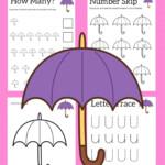 Letter U Worksheets For Preschool Kids Craft Play Learn