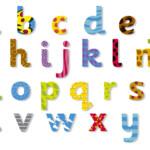 Lowercase Alphabet Learning Printable