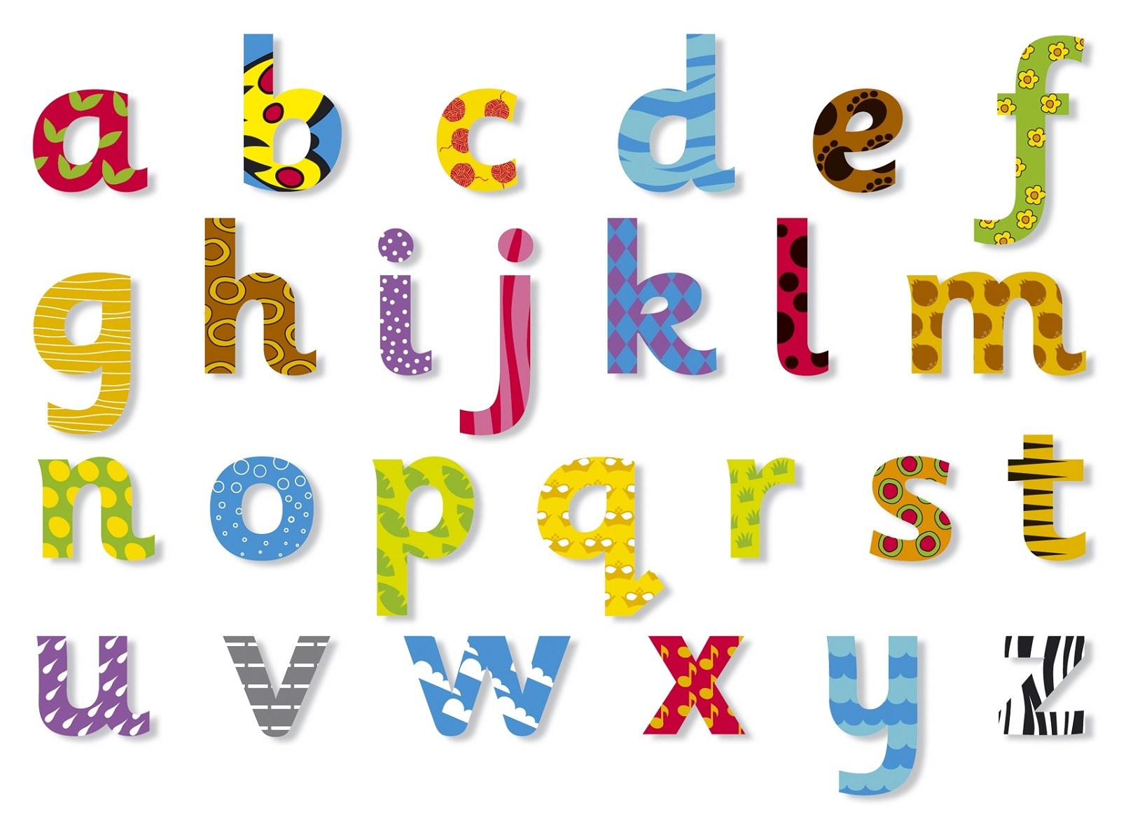Lowercase Alphabet Templates Activity Shelter