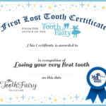 Lucky Sevens Tooth Fairy Visits And Printable