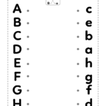 Match Uppercase To Lowercase Letters 08 Free Matching