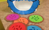 Milk Cookies Teaching Colors Monster Activities