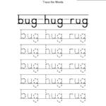 Name Tracing Worksheets For Printable Name Tracing