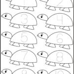 Number Tracing 1 Worksheet FREE Printable Worksheets