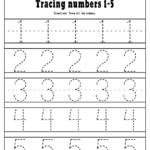 Numbers 1 20 Tracing Worksheets Free Printable PDF