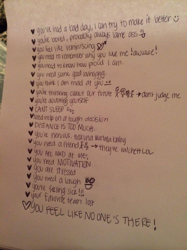 Pin By Angela Fenimore On Boyfriends Open When Letters