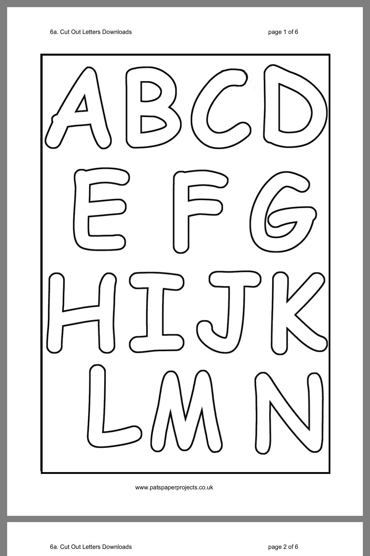 Pin By Kelley Stockstill Craddock On Preschool Alphabet