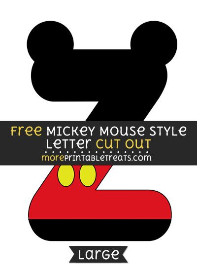 Pin Em Mickey Mouse Party Printables
