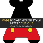 Pin On Mickey Mouse Party Printables