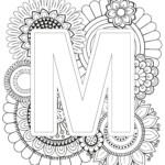 Printable Mindfulness Colouring Bookmarks Printable