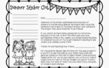 Quite Pinteresting Sticker Club Letter