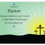 Sample Of Certificate Of Appreciation For Pastor Pastors