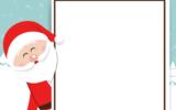 Santa Claus Letter FREE PRINTABLE FOR KIDS