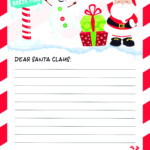 Start A Holiday Tradition With This Letter To Santa