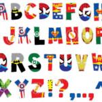 Superhero Alphabet PRINTABLE Letters Etsy