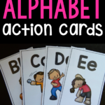 Teach Letter Sounds With Alphabet Action Cards The