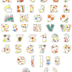 This Is A Project Free Scrapbook Letters Download