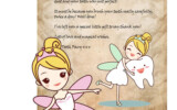 Tooth Fairy Letter Set Printable Letters From Tooth Fairy