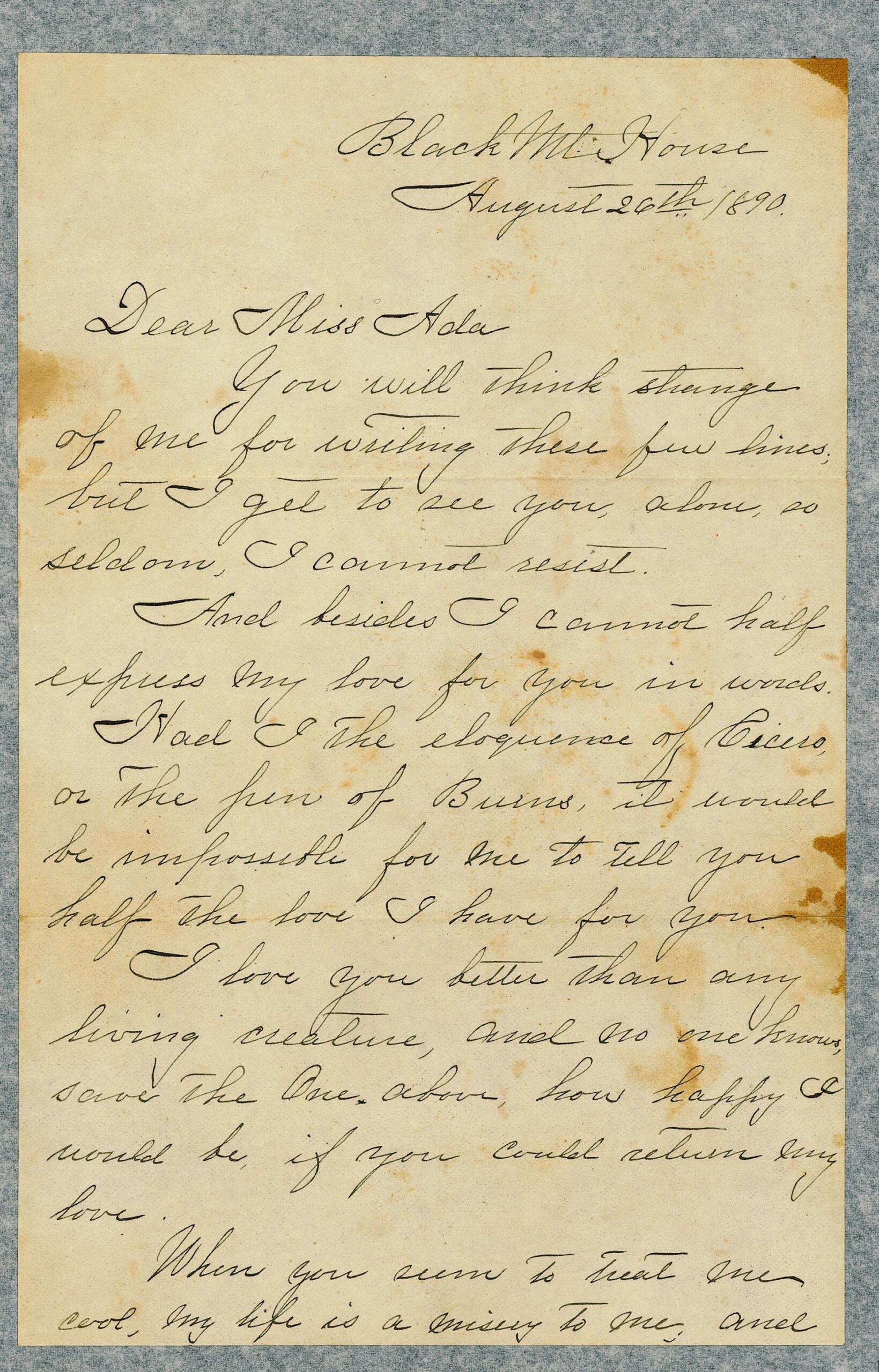Vintage Love Letters Google Search avec Images